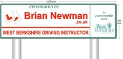 Brian newman sign suggestion
