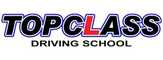 Topclass driving school new logo
