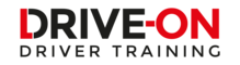 Drive on training logo transparent