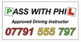 Pass with phil